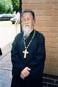 Отец Михаил Ли, последний священник Пекинской миссии, 2015 г.