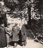 Архим. Викторин и родители о. Георгия