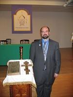 Г. Темидис на IV Всезарубежном Соборе
