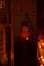 Свят. Иоанн изображенный на росписи в Вашингтоне