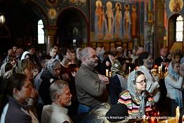 Прихожане Св. Иоанно-Предтеченского собора