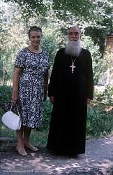о. Петр и матушка Раиса Мочарские